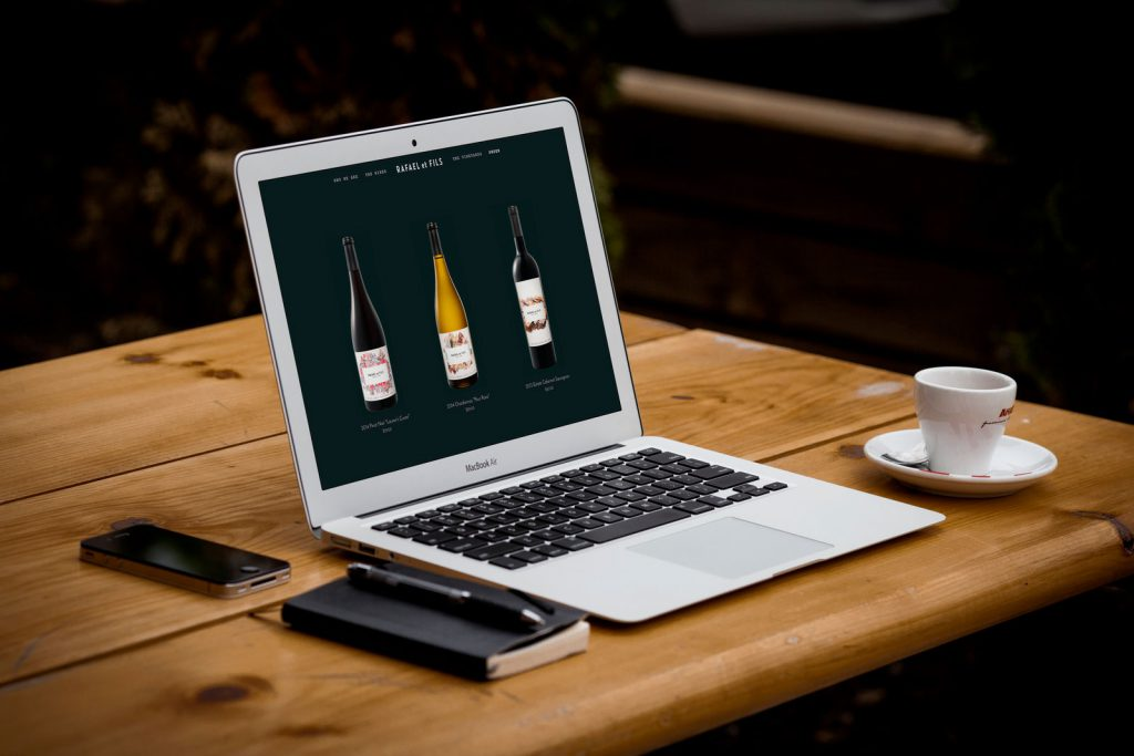 Online Stores for Wineries