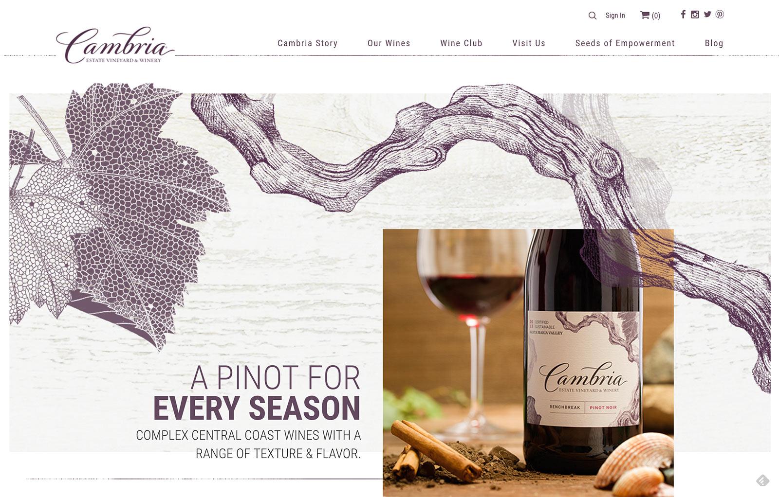 Best Winery Websites 2015 Vinbound Marketing