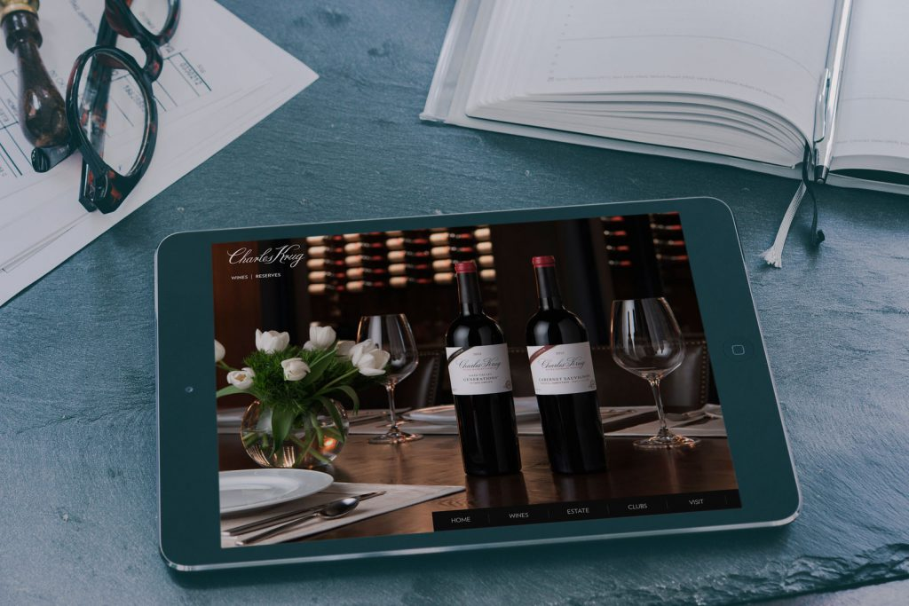 Best Winery Websites 2017