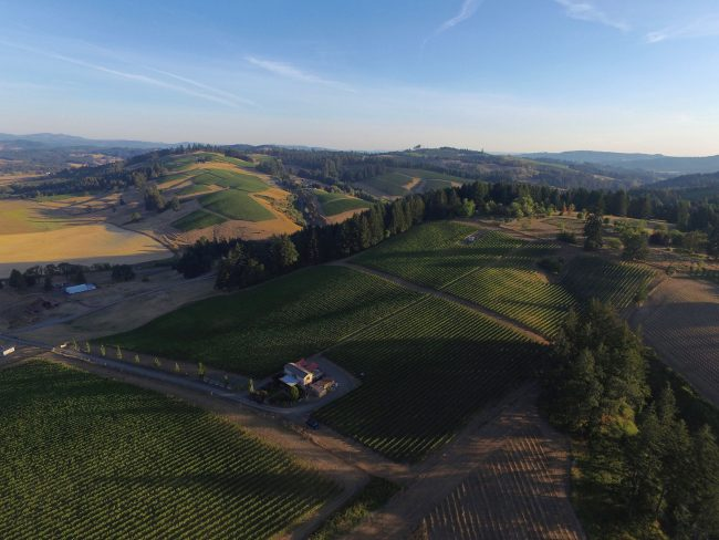 Aerial Photography for AVAs DMOs