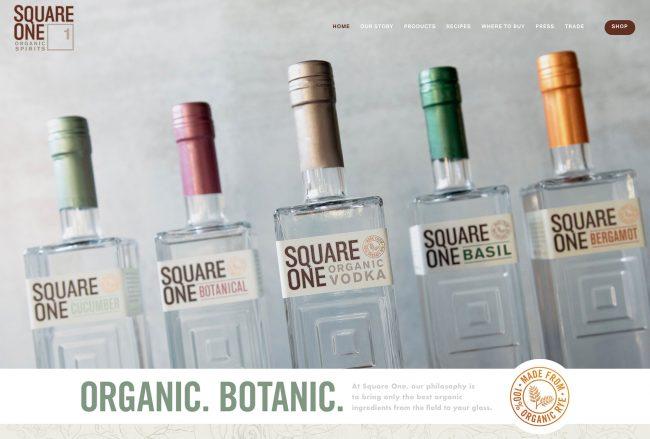 Best spirits website