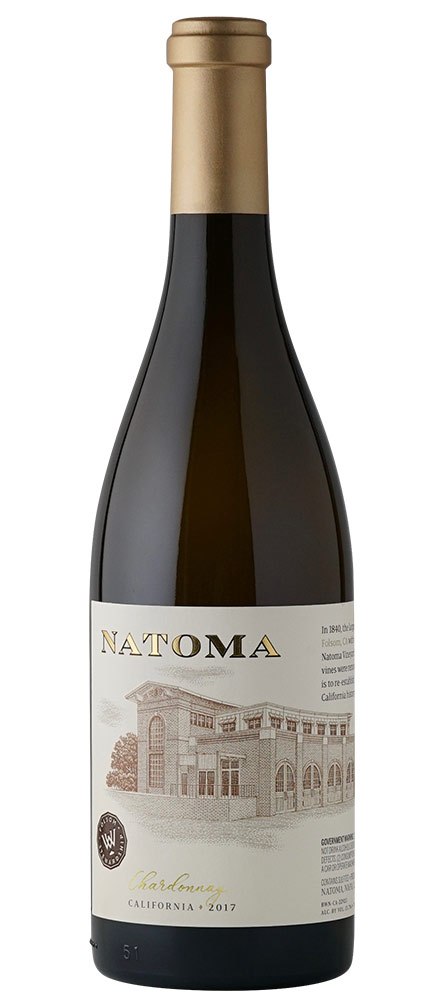Bottle shot Natoma Chardonnay