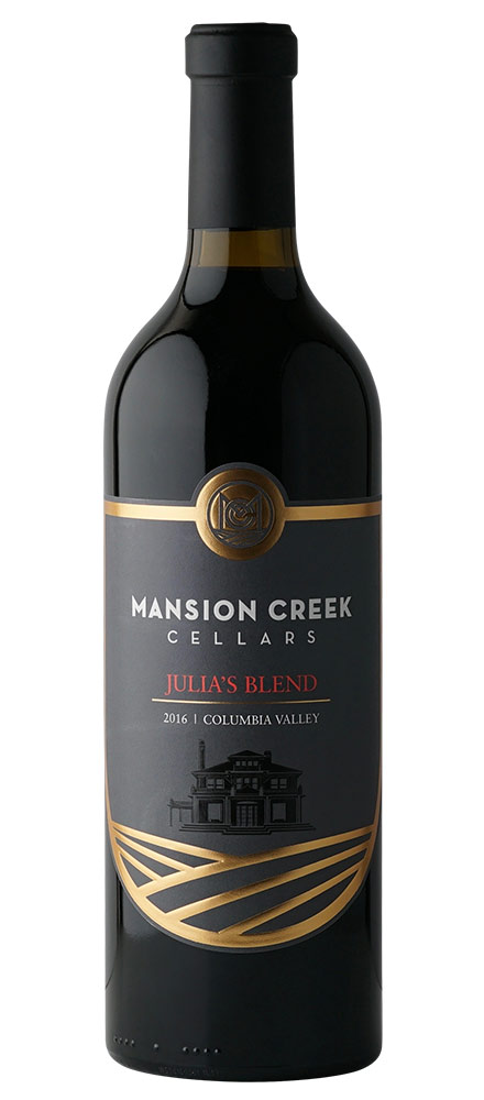 Bottle shot Mansion Creek Cellars